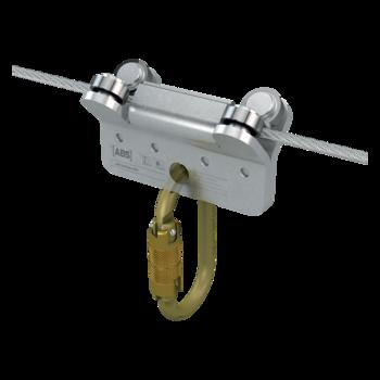 Jazdec pre systémy s 8 mm lanom